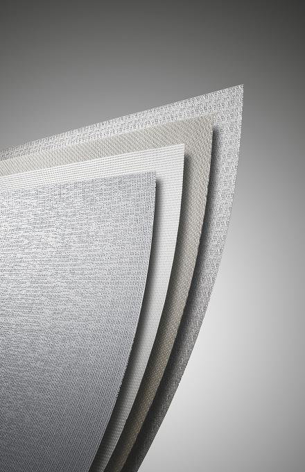 ROMA Textilscreens – das Spiel mit Sicht & Schatten